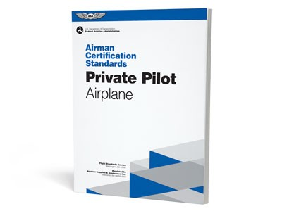 Private ACS for Airplane
